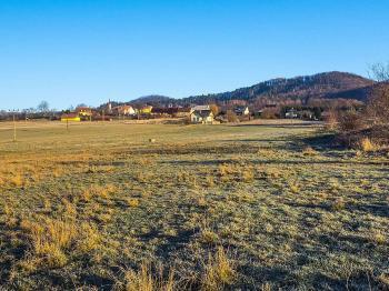 výhled k severu - Prodej pozemku 6917 m², Svojkov