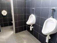 pánské WC - Pronájem kancelářských prostor 23 m², Česká Lípa