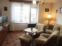 Obývací pokoj (Prodej bytu 2+1 v osobním vlastnictví 65 m², Česká Lípa)