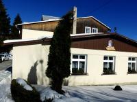 Pohled od silnice - Prodej chaty / chalupy 480 m², Mařenice