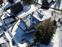 Z ptačí perspektivy - Prodej chaty / chalupy 480 m², Mařenice