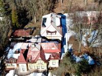 Z ptačí perspektivy - Prodej komerčního objektu 5747 m², Kamenický Šenov
