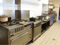 Kuchyň - Prodej penzionu 480 m², Mařenice