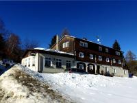 Česká chalupa - Prodej penzionu 480 m², Mařenice