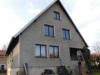 Pohled na dům ze zahrady - Prodej domu v osobním vlastnictví 189 m², Česká Lípa