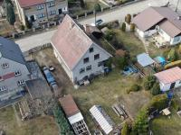 Pohled na zahradu - Prodej domu v osobním vlastnictví 189 m², Česká Lípa