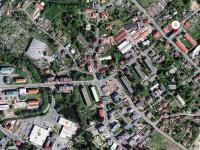 poloha domu ve městě - Prodej bytu 3+1 v osobním vlastnictví 62 m², Varnsdorf