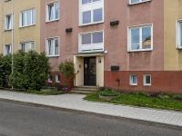 vchod do domu - Prodej bytu 3+1 v osobním vlastnictví 62 m², Varnsdorf