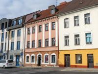 pohled na dům - Prodej nájemního domu 275 m², Česká Lípa