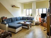 obývací pokoj dalšího bytu - Prodej nájemního domu 275 m², Česká Lípa