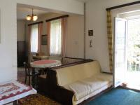 Obývací pokoj v I. NP - Prodej domu v osobním vlastnictví 230 m², Varnsdorf