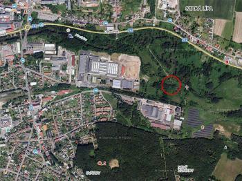Prodej pozemku 1205 m², Česká Lípa