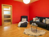 obývací pokoj - Prodej bytu 3+1 v družstevním vlastnictví 67 m², Česká Lípa