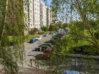 výhled z ložnice - Prodej bytu 3+1 v družstevním vlastnictví 67 m², Česká Lípa