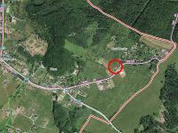 poloha v obci - Prodej pozemku 2001 m², Svojkov