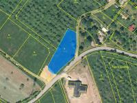 vymezení pozemku - Prodej pozemku 2001 m², Svojkov