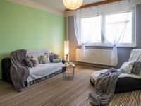 obývací pokoj - Prodej bytu 2+kk v osobním vlastnictví 41 m², Česká Lípa