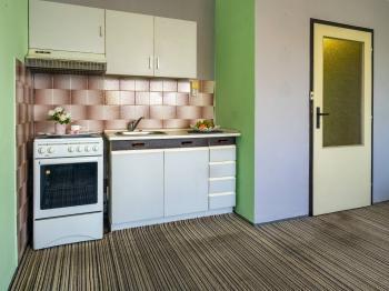 kuchyňský kout - Prodej bytu 2+kk v osobním vlastnictví 41 m², Česká Lípa