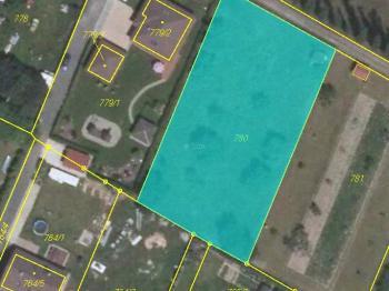 Stavební pozemek 1992 m2 - Prodej pozemku 1992 m², Pertoltice pod Ralskem