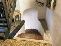 schodiště do patra - Prodej chaty / chalupy 290 m², Slunečná