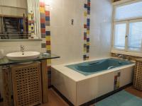 koupelna - Prodej chaty / chalupy 290 m², Slunečná