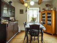Jídelna - Prodej chaty / chalupy 200 m², Zahrádky