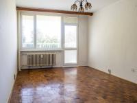 obývací pokoj - Prodej bytu 1+kk v družstevním vlastnictví 27 m², Česká Lípa