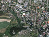 poloha ve městě - Prodej bytu 1+kk v družstevním vlastnictví 27 m², Česká Lípa