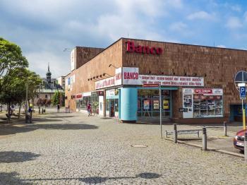 OD Banco - Pronájem obchodních prostor 15 m², Česká Lípa