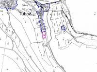 snímek z územního plánu - Prodej pozemku 4000 m², Blatce