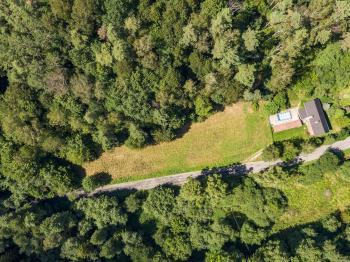 pohled na pozemek - Prodej pozemku 4000 m², Blatce