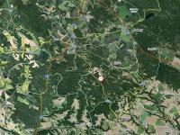 poloha v krajině - Prodej pozemku 4000 m², Blatce