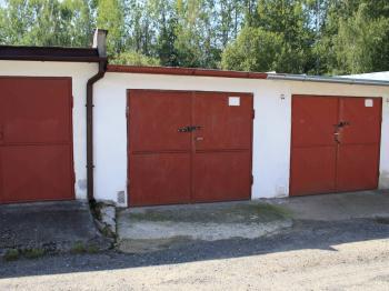 Prodej garáže 22 m², Česká Lípa