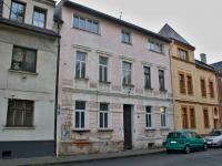 Pohled na dům - Prodej bytu 1+1 v osobním vlastnictví 39 m², Česká Lípa