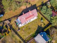 výškový pohled na dům - Prodej chaty / chalupy 110 m², Nový Bor
