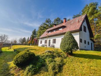 pohled na dům - Prodej chaty / chalupy 110 m², Nový Bor