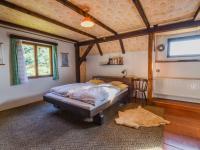 větší ložnice - Prodej chaty / chalupy 110 m², Nový Bor