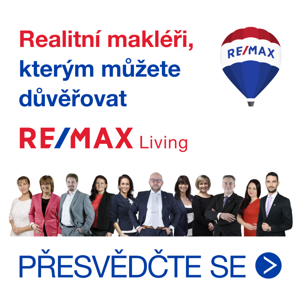 Tým RE/MAX Living Česká Lípa