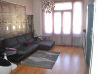 obývák (Prodej bytu 4+1 v osobním vlastnictví 100 m², Praha 8 - Karlín)