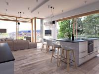 Prodej bytu 5+kk v osobním vlastnictví 406 m², Praha 7 - Troja