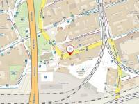 Pronájem kancelářských prostor 17 m², Praha 8 - Karlín