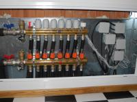 systém vytápění (Prodej domu v osobním vlastnictví 294 m², Březová-Oleško)