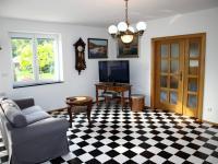obývací pokoj (Prodej domu v osobním vlastnictví 294 m², Březová-Oleško)