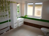horní koupelna (Prodej domu v osobním vlastnictví 294 m², Březová-Oleško)