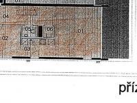 půdorys přízemí (Prodej bytu 5+kk v osobním vlastnictví 108 m², Praha 6 - Bubeneč)
