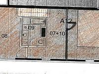 půdorys první patro (Prodej bytu 5+kk v osobním vlastnictví 108 m², Praha 6 - Bubeneč)