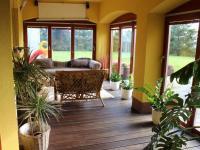 zimní zahrada (Prodej domu v osobním vlastnictví 400 m², Dobruška)