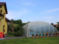 krytý bazén s protiproudem (Prodej domu v osobním vlastnictví 400 m², Dobruška)