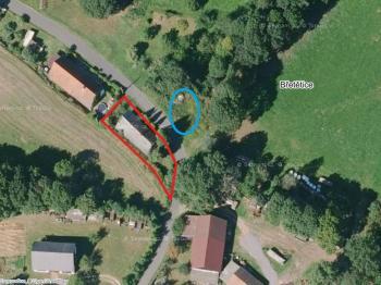 Chalupa s pozemky s možností pronájmu parcely za silnicí - Prodej chaty / chalupy 140 m², Petrovice u Sušice