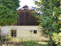 Průčelí chalupy - Prodej chaty / chalupy 140 m², Petrovice u Sušice